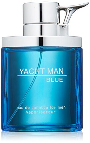 Yacht Man Blue By Puig Eau-de-toilette Spray, 3.4 Ounce