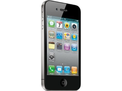 Apple MC676LL/A - iPhone 4 16GB Verizon Locked - Black (Certified Refurbished)