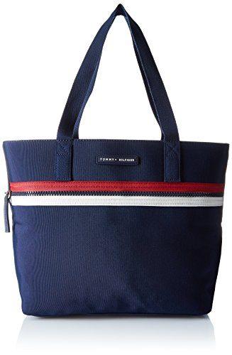 Tommy Hilfiger Zipper Tote Bag