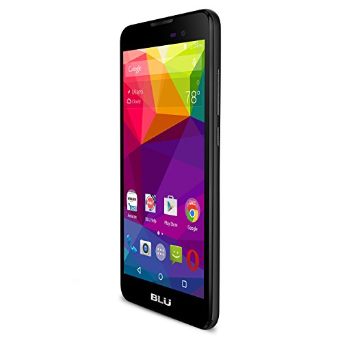 BLU Advance 5.0 – Unlocked Dual Sim Smartphone – US GSM – Black