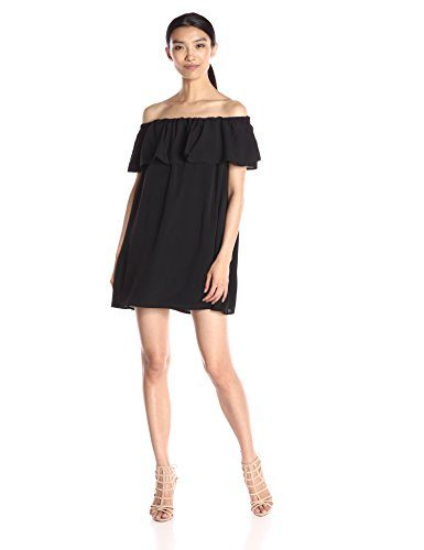 French Connection Women's Off The Shoulder Polly Dress