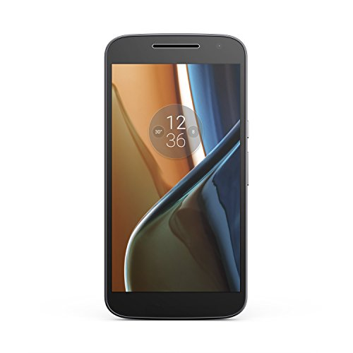 Moto G (4th Gen.) Unlocked – Black – 16GB