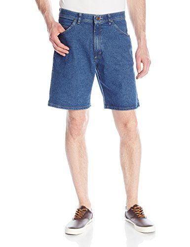 Wrangler Authentics Men's Comfort Waist Denim Short