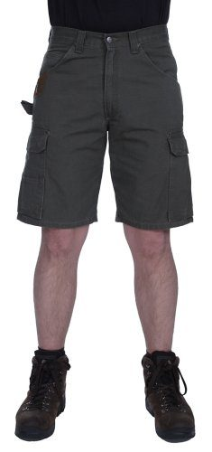 Wrangler RIGGS WORKWEAR Men's Big & Tall Ripstop Ranger Short