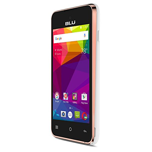 BLU Advance 4.0 L2 - US GSM Unlocked - White