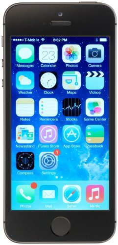 Apple iPhone 5s Unlocked Cellphone, 16GB, Space Gray