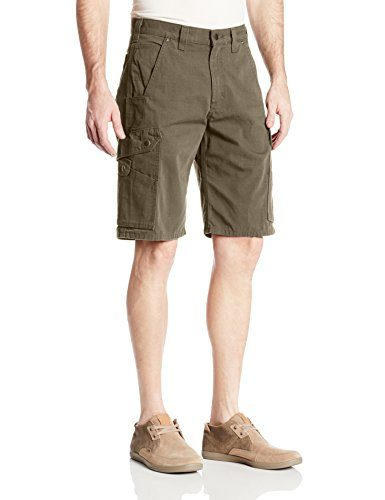Carhartt Men's Cotton Ripstop Cargo Work Short