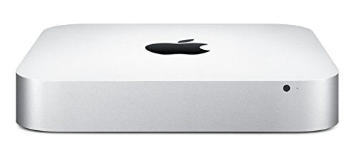 Apple Mac Mini MGEQ2LL/A Desktop (2.8GHz Dual-Core Intel Core i5, 8GB RAM, 1TB HDD, Mac OS X Yosemite), Silver