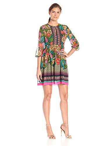Donna Morgan Women's Lotus Maxi Dress