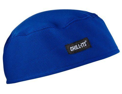 Ergodyne Chill-Its® 6630 High-Performance Cap, Blue