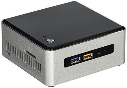 Intel NUC Kit NUC6i5SYH BOXNUC6I5SYH Silver/Black