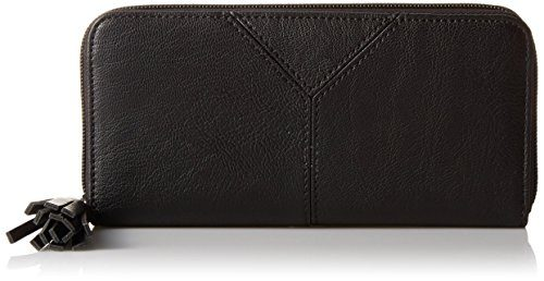 Nine West Tasseled and Tied SL Zip Around Wallet