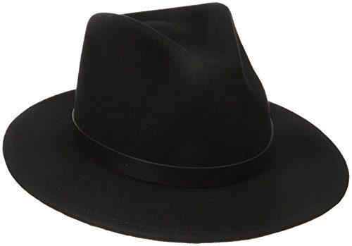 Brixton Men's Messer Fedora Hat