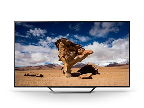 Sony KDL40W650D 40-Inch Built-In Wi-Fi HD Smart TV (2016 Model)