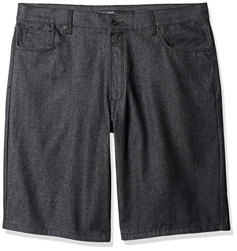 Rocawear Men's Big-Tall R Flap Denim Short