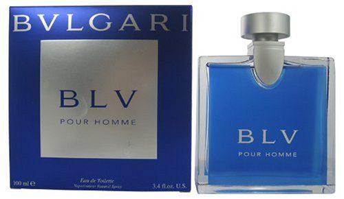 Bvlgari Blv By Bvlgari For Men. Eau De Toilette Spray 3.4 Oz.
