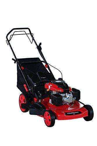 Power Smart DB8605-22 Self Propelled Gas Lawn Mower 4 Cycle Loncin Engine Self Propelled Gas Lawn Mower, 196 cc