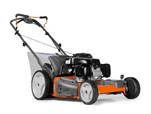 Husqvarna 160cc 22-Inch Self-Propelled FWD 3-In-1 Gas Lawn Mower, Orange | 7022F