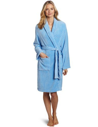 Seven Apparel Hotel Spa Collection Plush Robe