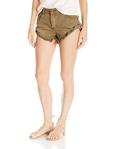 One Teaspoon Women's Bandit Shorts C